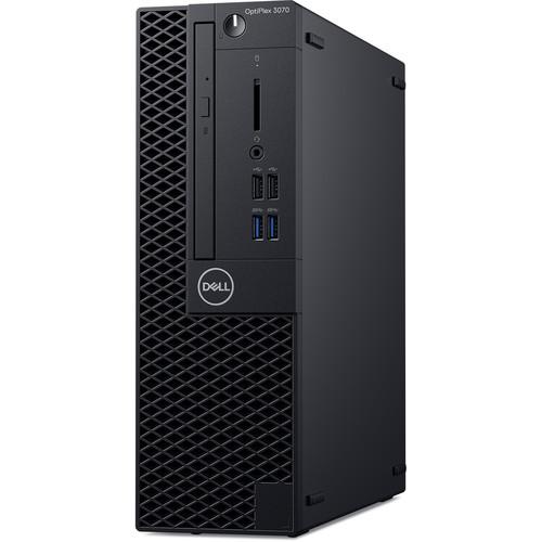 Dell Optiplex 3070SFF (i3-9100,4GB,1TB,DVDRW,10 Pro,3YR)