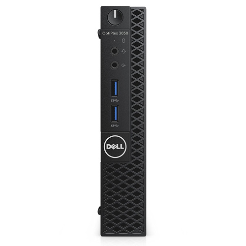 Dell Optiplex 3050 Micro (i3-7100T,4GB,500GB, WIN10PRO,3YR)