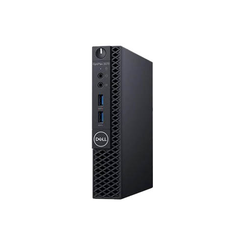 Dell Optiplex 3070 Micro (i5-9500,4GB,128GB SSD + 1TB,DOS,3YR)